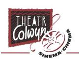 Theatr Colwyn white Logo