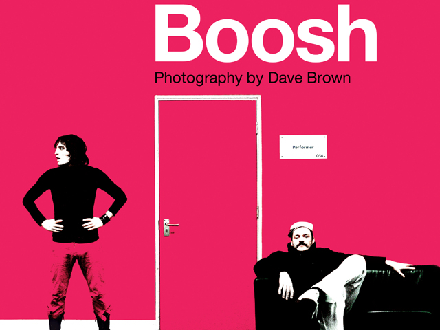 Behind The Boosh – Dave Brown