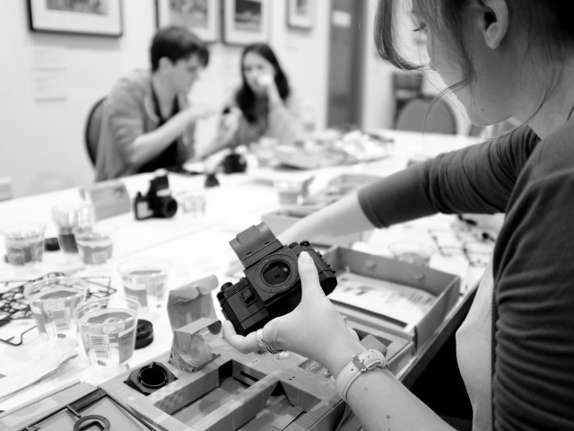 Build your own Camera Workshop