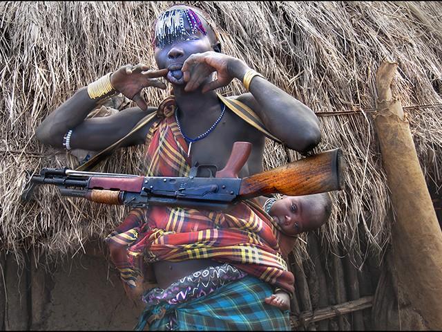 Tribal Life: Ethiopia – Margaret Salisbury