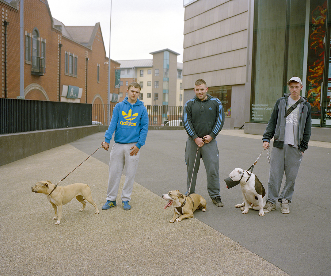 Gallery Square, Walsall - May 2012 © Niall McDiarmid