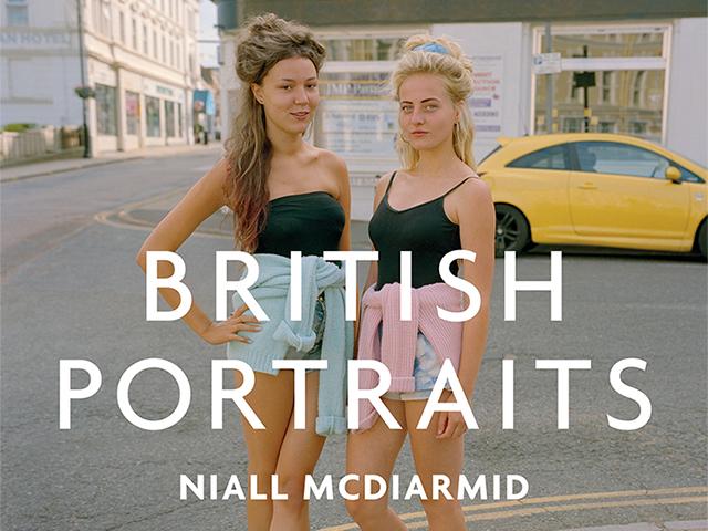 Niall McDiarmid – British Portraits