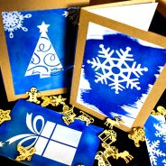 Blue Christmas – A Festive Cyanotype Workshop