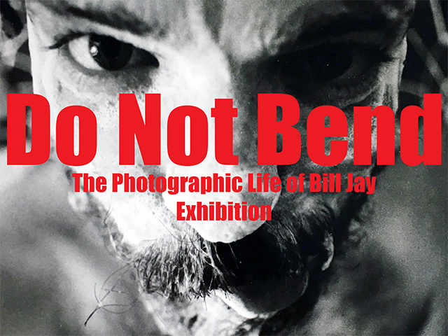 Do Not Bend Exhibition – Bill Jay's Photographers Portraits